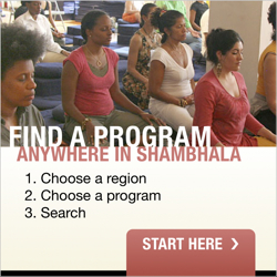 Shambhala Program Finder