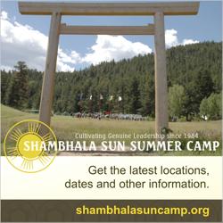 Shambhala Sun Summer Camp