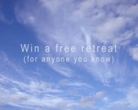 Win a Free Retreat