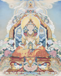 Primordial Rigden, 2005 Cynthia Moku, artist