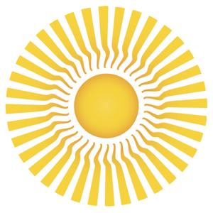 Great Eastern Sun Symbol