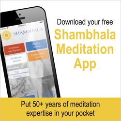 Shambhala Meditation App